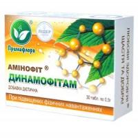 Аминофит ДИНАМОФИТАМ при повышенных физических нагрузках | Примафлора